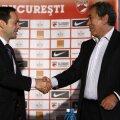 Lupta pentru putere în cadrul clubului Dinamo au ruinat relaţia dintre Badea şi Negoiţă.