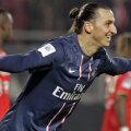 Ibrahimovici a reuşit să marcheze jumătate din golurile bifate de PSG în acest sezon.