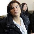 Pentru Alina Dobrin, divorţul a declanşat un coşmar: miercuri au apărut stenogramele care vorbesc despre relaţia ei cu o colegă handbalistă!