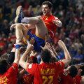 Naţionala Spaniei e cea mai proaspătă campioană mondială la handbal masculin.