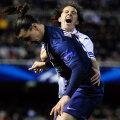 După ce l-a trîntit pe Parejo, Ibrahimovici l-a atacat violent pe Guardado, fiind eliminat // Foto: GettyImages
