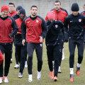 Dinamoviștii fac haz de necaz și continuă să muncească pentru un viitor incert