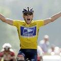 Lance Armstrong în tricoul celor de la US Postal (foto: reuters)
