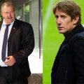 Doi portari de legendă: Duckadam şi Van der Sar.