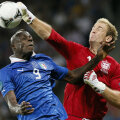 Duel aprig Balotelli - Hart în sferturile de la Euro2012: Italia a învins Anglia la penalty-uri.