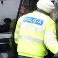 În timpul cercetărilor efectuate de către poliţişti, Camelia Potec a stat în autoturismul lui Ion Ţiriac. // Foto: Libertatea