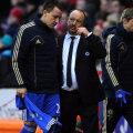 O posibilă împăcare între Benitez și Terry pare acum imposibilă