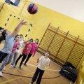 Educaţia fizică poate fi ora preferată a elevilor.