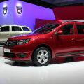 Noua Dacia Logan MCV va putea fi comandată  începînd din aprilie. Se știe pînă acum prețul de pornire pentru Franța: 8.990 de euro