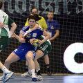 Oana Manea vrea să cîştige mai multe dueluri decît în meciul tur // Foto: Alex Nicodim
