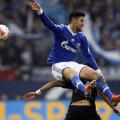 Ciprian Marica a jucat rareori bine la Schalke. A fost mai mult în aer // Foto: Reuters
