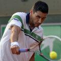 Victor Hănescu a ajuns pînă în turul al treilea la Roland Garros