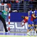 17 intervenţii salvatoare a avut Paula Ungureanu în cele 60 de minute de joc