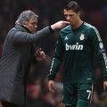 Cristiano nici nu ascultă sfaturile tactice ale lui Mourinho // Foto: Guliver/GettyImages