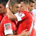 Andrei Cristea,suparare Dinamo