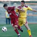 Piovaccari n-a apucat să debute în Seria A, însă speră să joace în grupele Ligii Campionilor cu Steaua