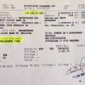Documentul de plată de la Petrolul către Waregem, datat 13 iunie 2013: în termen