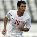 Herea a marcat 45 de goluri în cele 181 de partide jucate în tricoul Rapidului, în toate competiţiile