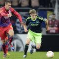 Steaua a eliminat-o surprinzător pe Ajax, dar succesul a contat mai mult din punct de vedere sportiv decît financiar