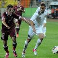 Sînmărtean a început în forță sezonul, înscriind un gol spectaculos, în meciul cu Rapid, scor 2-1, în runda inaugurală