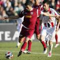 Cadu, 31 de ani, joacă la CFR Cluj din 2006 şi a devenit căpitanul echipei un an mai tîrziu