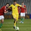 Titular la Budapesta, Bourceanu riscă să absenteze luni, împotriva Turciei.