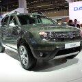 Dacia Duster, salonul auto de la Frankfurt