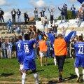 Ciucă a onorat banderola pe care o poartă și a deschis scorul unei noi victorii // Foto: Bogdan Dănescu