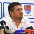 Stîngă este oltean și omul care a readus Știința lui Mititelu în prima divizie în 2006 după o promovare fără emoții // Foto: Bogdan Dănescu
