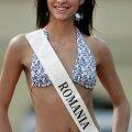 Ioana Boitor avea 27 de ani în 2006 cînd a făcut cinste României la Miss World