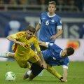 Secunda cînd Stancu a fost faultat: penalty şi Rio chiar nu mai pare pe alt continent