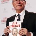 Alex Ferguson şi cartea care a învolburat deja insula britanică // Foto: Reuters