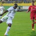 Temwanjera a marcat primele sale goluri în acest sezon.