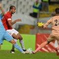Thomas a izbutit aseară primele sale goluri la Dinamo