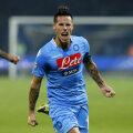 Hamsik a înscris un supergol FOTO: Corriere dello Sport