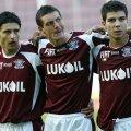 Marius Constantin a făcut parte din echipa Rapidului care a ajuns în sferturile Cupei Uefa 2005-2006