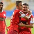 Marius Alexe,Andrei Cristea,bucurie Dinamo