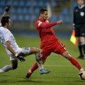 Curtean nu mai marcase pentru Dinamo din 21 septembrie, cînd a punctat în remiza cu Petrolul (1-1)