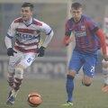 Alexandru Tîrnovan a fost titular în toate cele 5 meciuri jucate de Steaua U19 în Youth League şi a marcat un gol