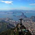 Christul de pe Corcovado veghează Rio de Janeiro și Mondialul din 2014
