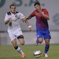Bărboianu a jucat 133 de meciuri în Liga 1 şi a marcat 3 goluri