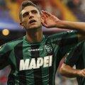 Domenico Berardi, primul jucător din istorie care marchează 4 goluri în fața lui AC Milan