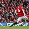 Sezonul trecut, în mai, Mata (stînga) era killerul lui United pe Old Trafford (1-0) // Foto: Gulliver/ GettyImages