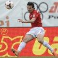 Rus traversează un moment excelent, fiind chemat de Pițurcă și la amicalul cu Argentina, 0-0
