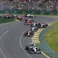Nico Rosberg a condus cursa de la un capăt la altul. Germanul se află la cea de-a 4 victorie din carieră după succesele din China (2012) și Monaco și Marea Britanie (2013)