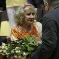 Victoriţa Dumitrescu a participat acum 5 ani, în luna mai, la manifestările prilejuite de împlinirea a 75 de ani de existenţă a FRH // Foto: Cristi Preda