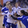 Oana Manea a cîştigat Cupa României cu Oltchim, dar vrea să repete performanţa cu CSM Bucureşti // Foto: Cristi Preda