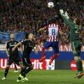 Schwarzer l-a înlocuit cu brio pe Cech, neutralizînd toate centrările și ocaziile madrilenilor // Foto: Reuters