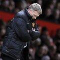 David Moyes nu a rezistat decît 10 luni pe banca lui United, foto: reuters