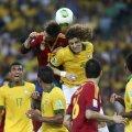Un clasic Brazilia - Spania s-ar putea repeta la CM din iunie - iulie
